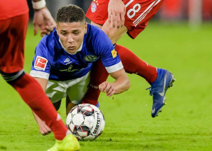 Lo Schalke ha perso in Baviera