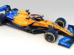 MCL3McLaren F1 Formula1 2019