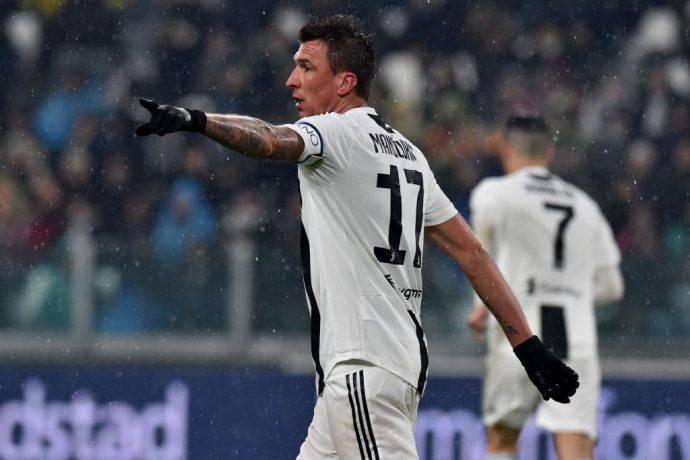 Mandzukic Juventus rifiuta la Cina