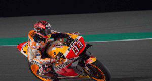 Marc Marquez Honda Test MotoGP 2019 Qatar