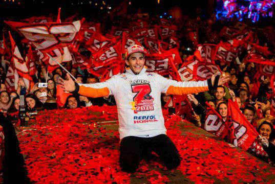Marc Marquez MotoGP 26 anni