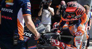 Marc Marquez MotoGP Honda test 2019 sepang