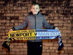 Newport Manchester City