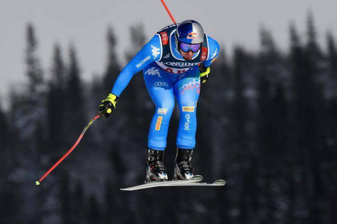 Paris slalom