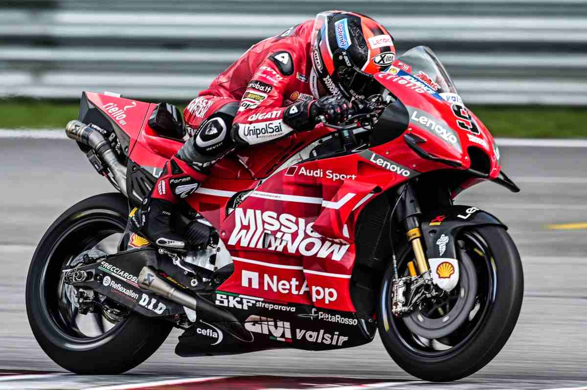 Petrucci Ducati Test MotoGP 2019 Sepang