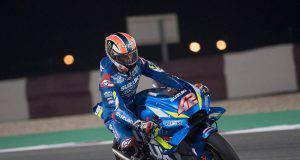 Rins alex Suzuki MotoGP Test Qatar 2019