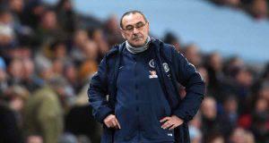 Maurizio Sarri sotto accusa dai tifosi del Chelsea