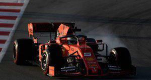 Sebastian Vettel Formula 1 2019 test Barcellona Ferrari