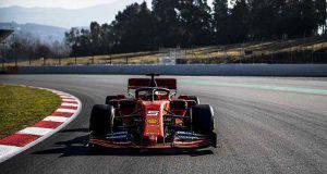 Sebastian Vettel Ferrari F1 Formula 1 2019