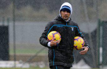 Simone Inzaghi Lazio vigilia sfida contro il Frosinone
