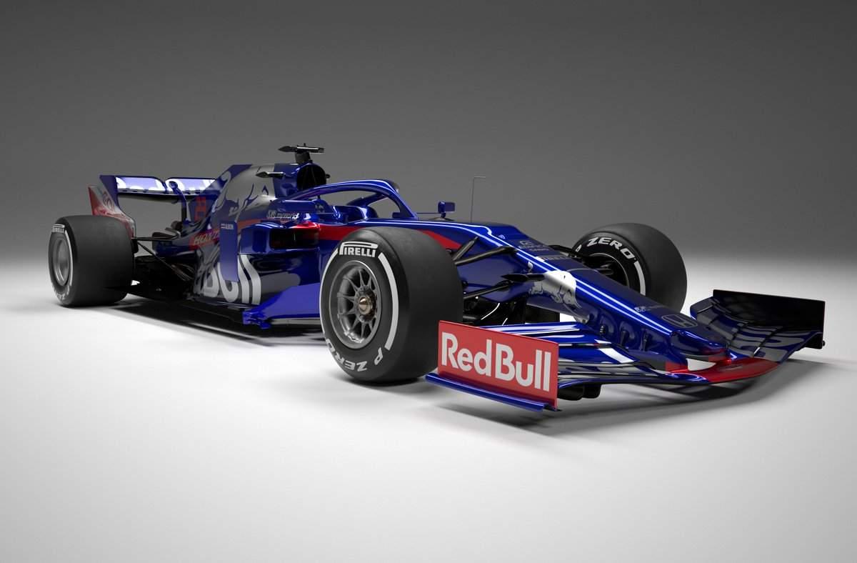Toro Rosso Honda STR14 2019 Formula1 F1