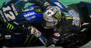 Vinales Maverick Test MotoGP Qatar Yamaha