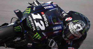 Vinales MotoGP Test Qatar