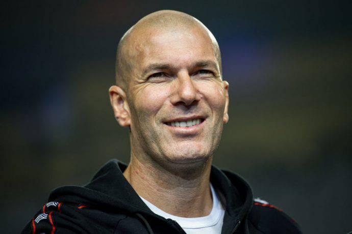 Zidane ipotesi Chelsea