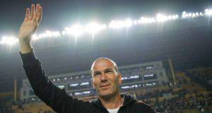 Zidane ipotesi Juventus