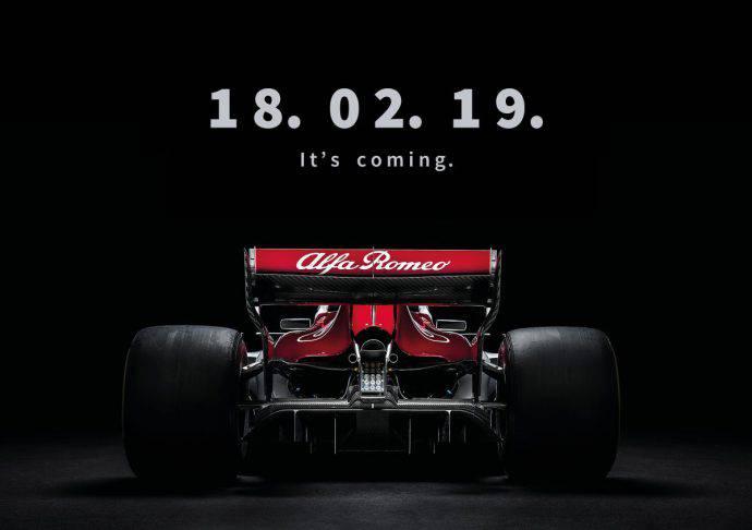 alfa romeo racing sauber f1 formula1 2019