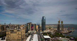baku Azerbaigian GP F1 Formula 1