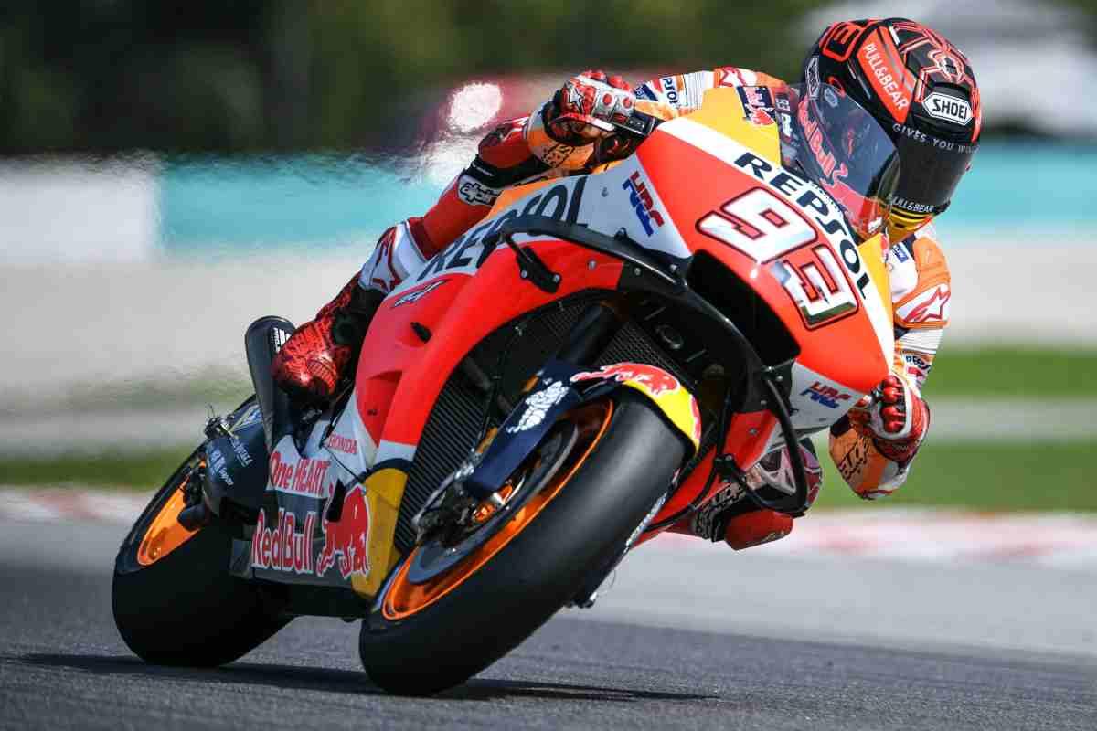 marc marquez MotoGP Test 2019 Sepang Honda
