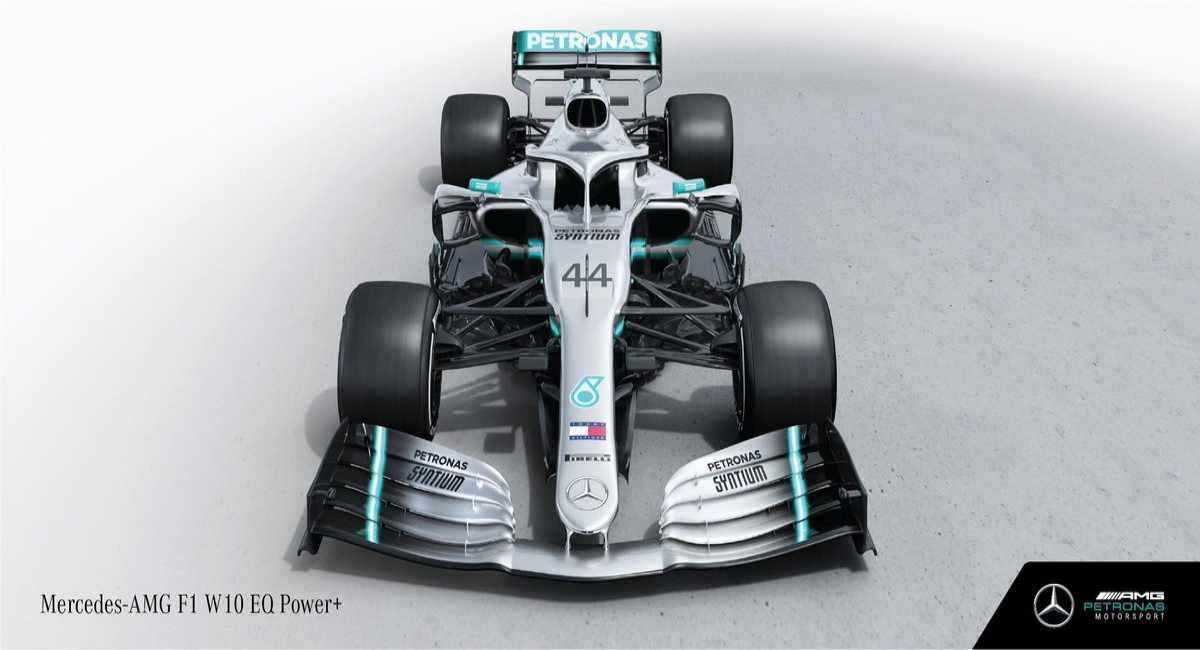 mercedes f1 formula1 2019