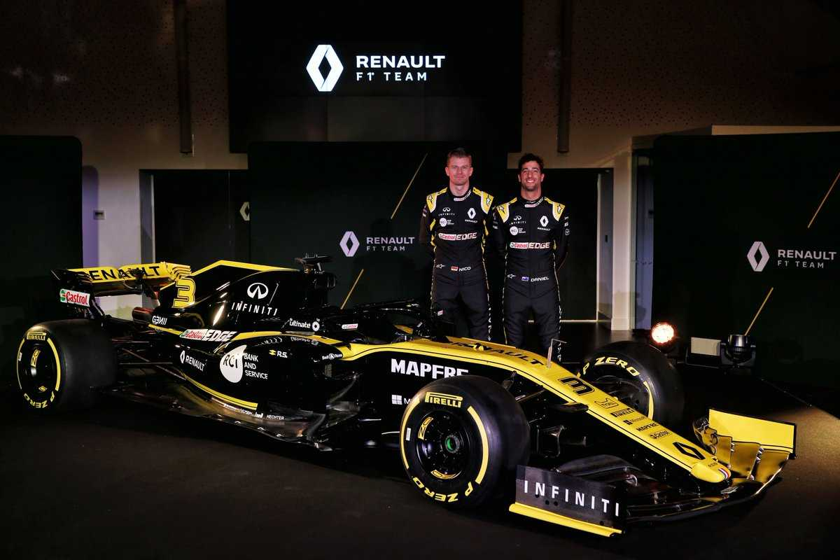 renault f1 formula1 2019 ricciardo hulkenberg