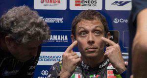 Valentino Rossi Test Qatar 2019 MotoGP