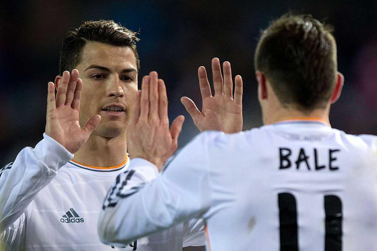 Bale Real Madrid smentisce dissidi con Ronaldo