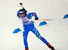 Biathlon oro storico Italia, Dominik Windisch