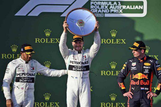 Bottas hamilton verstappen Formula 1