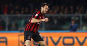 Calhanoglu Milan missione derby