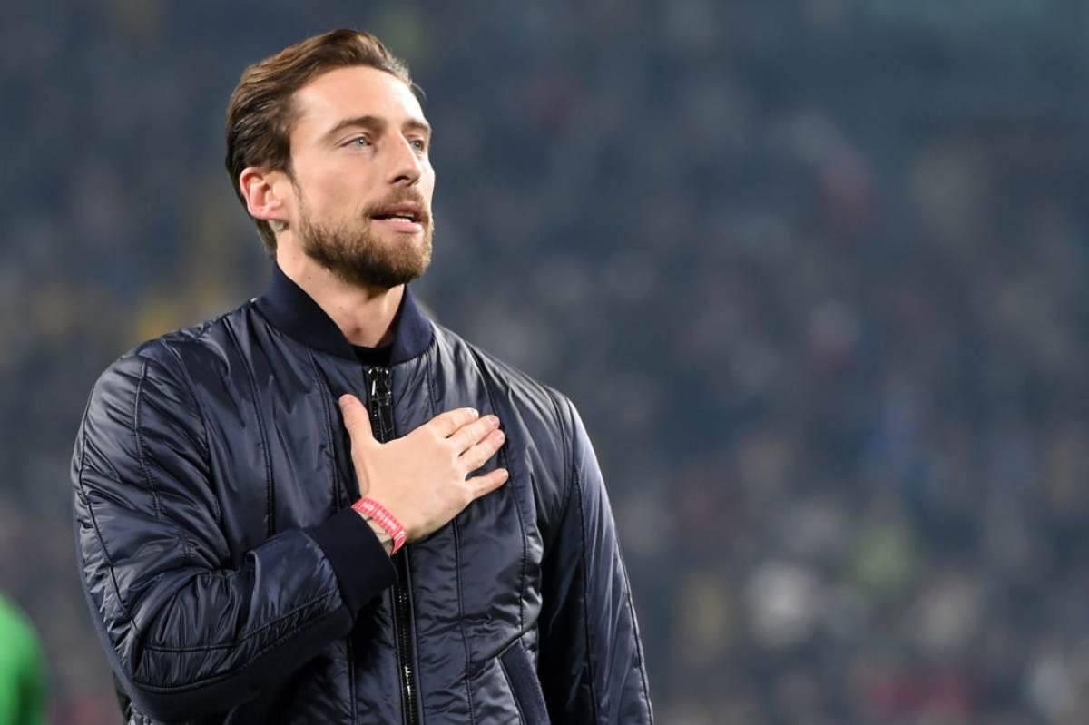 Claudio Marchisio Juventus nel cuore