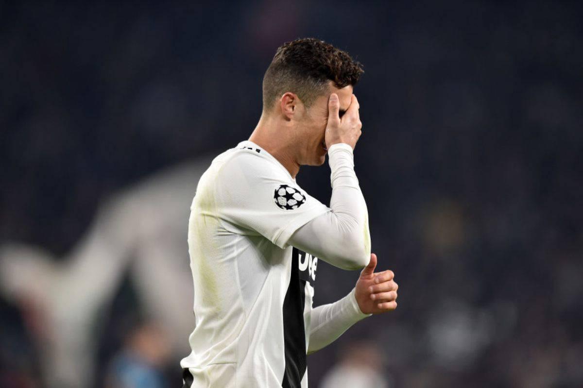 Cristiano Ronaldo Juventus obiettivo Aiax
