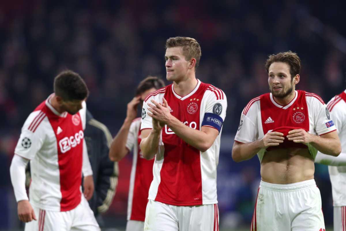 Ajax - Juve 1-1: Cristiano non rompe la ragnatela ajacide