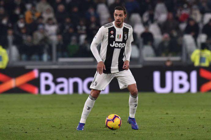 Notizie Juve, De Sciglio si ferma e non è convocato, rischia l'Atletico