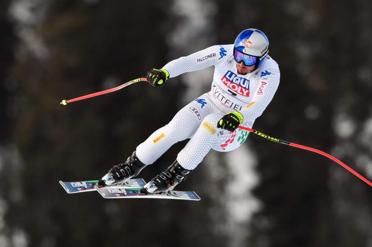 Dominik Paris Cdm oro nella discesa in Norvegia