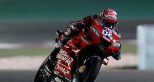 Andrea Dovizioso MotoGP Qatar 2019