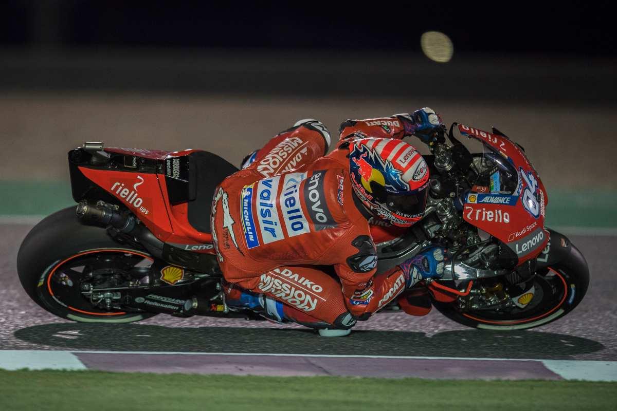 Andrea Dovizioso Ducati MotoGP