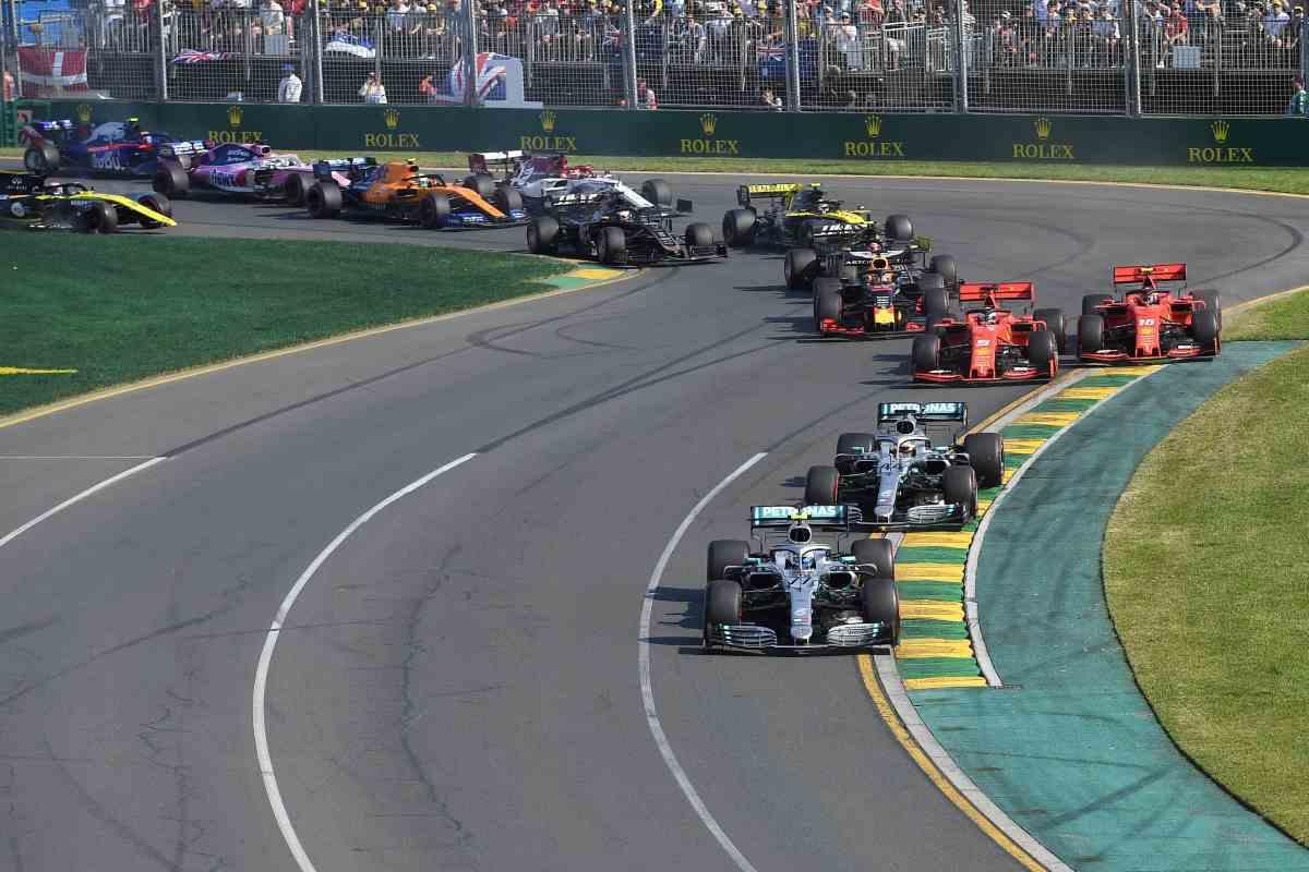 Formula 1 Australia 2019