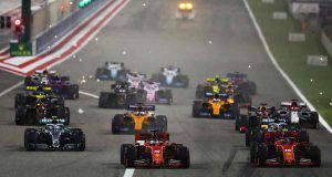 Formula 1 Gara Bahrein 2019