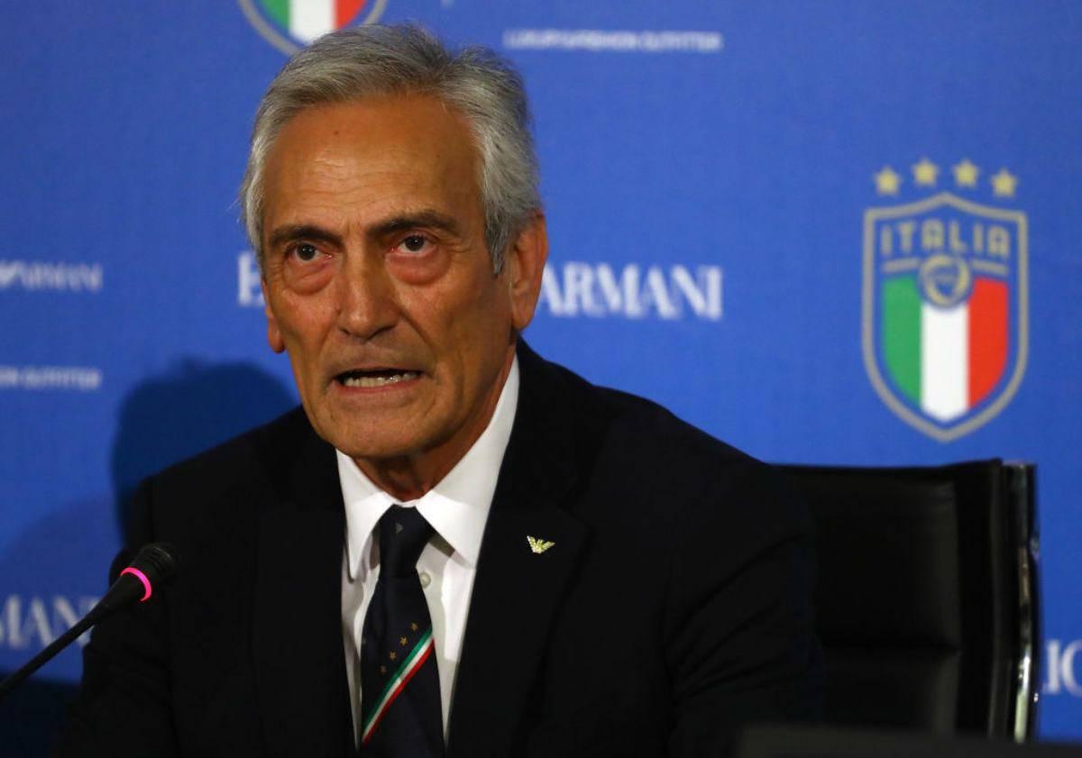 Gabriele Gravina presidente Figc riforme