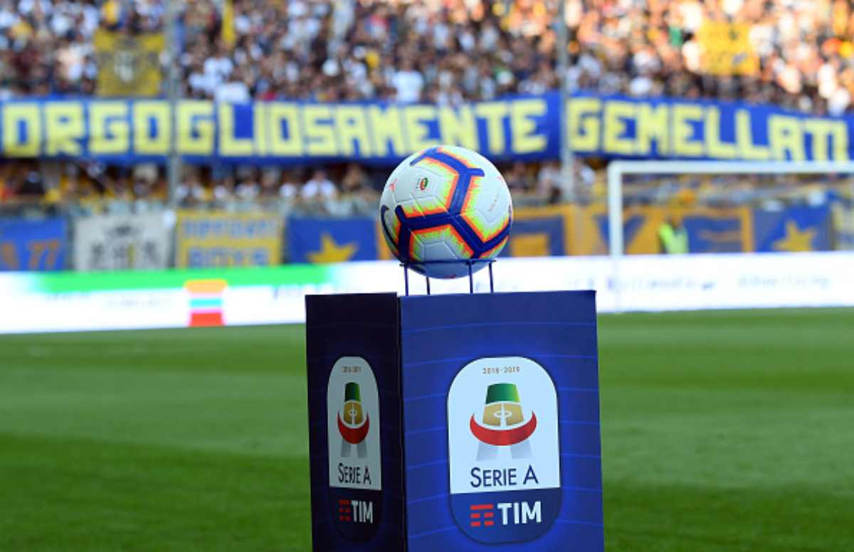 Serie A salvezza