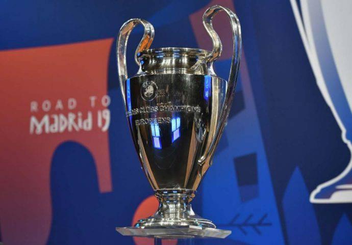 Champions League - diretta live