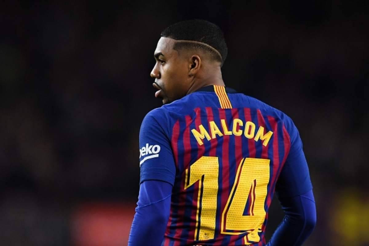 Malcom Inter Barcellona