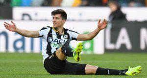 probabili formazioni Frosinone-Udinese