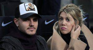 Inter Icardi Wanda Nara incontro con Marotta