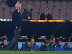 Europa League, Napoli-Arsenal, il commento di Ancelotti