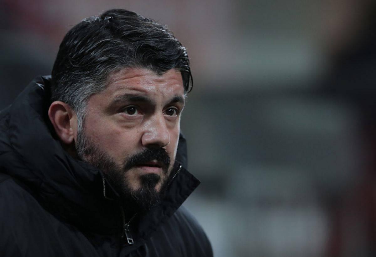 Gennaro Gattuso parla a Milan Tv