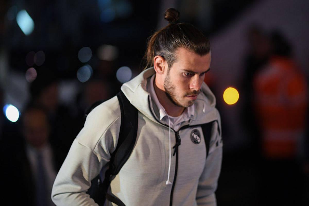 Bale United Real Madrid