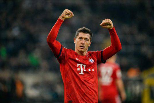 Bayern Monaco Borussia Dortmund
