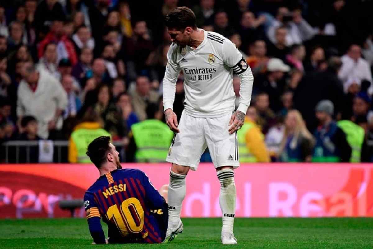 Ramos Messi