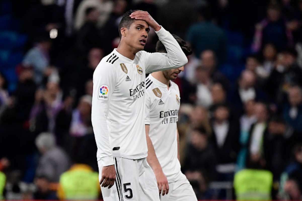 Varane Real Madrid Skriniar